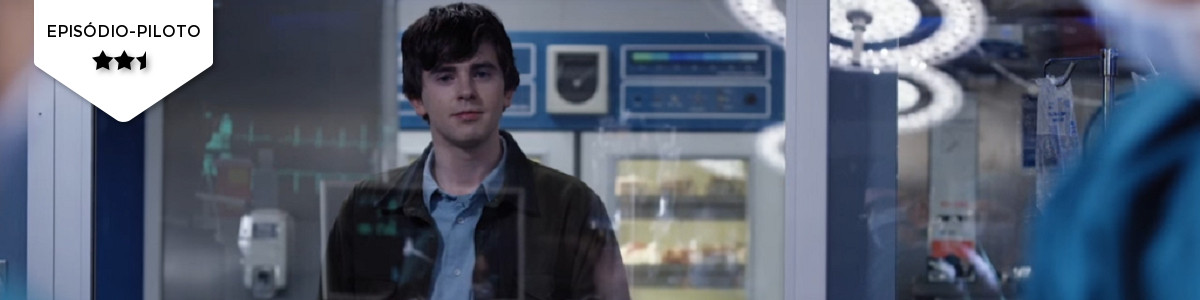 Pilot Season: The Good Doctor (ABC)