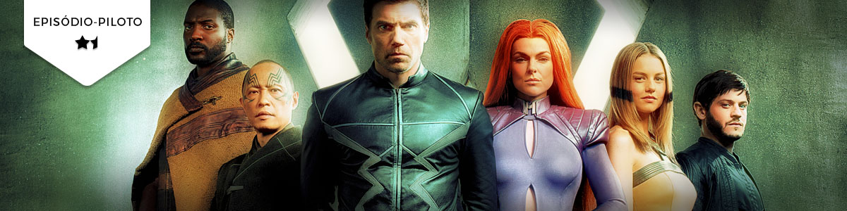 Pilot Season: Inhumans (ABC)