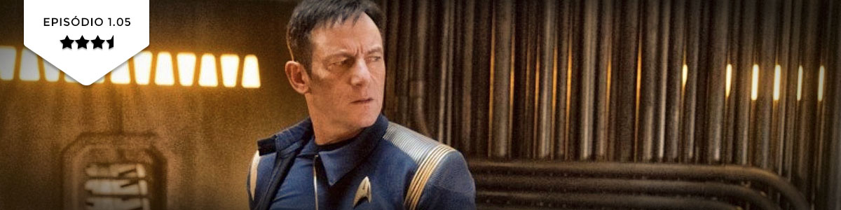 Star Trek: Discovery – (1×05) – Choose Your Pain (Netflix)
