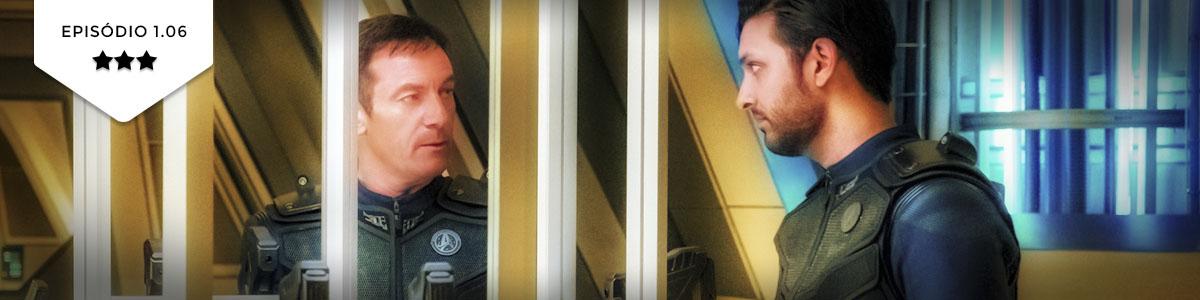Star Trek: Discovery – (1×06) – Lethe(Netflix)