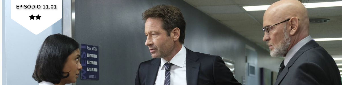 The X-Files: 11×01 – My Struggle III (FOX)