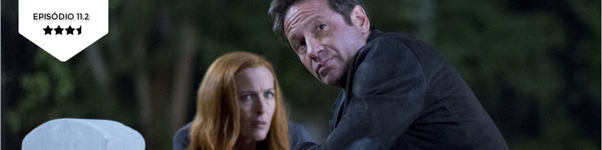 The X-Files: 11×02 – This (FOX)