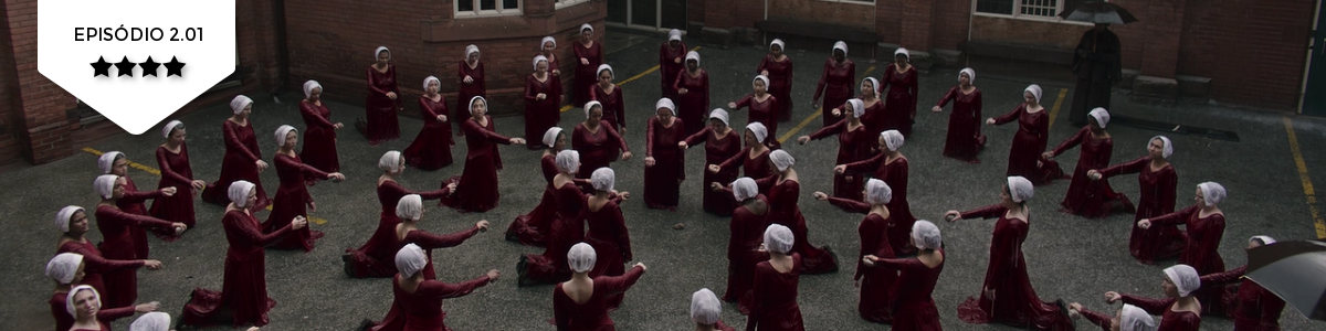 The Handmaid's Tale: 2×01 – June (Hulu)