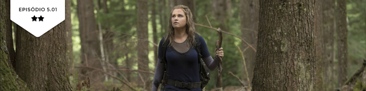 The 100: 5×01 – Eden (The CW)