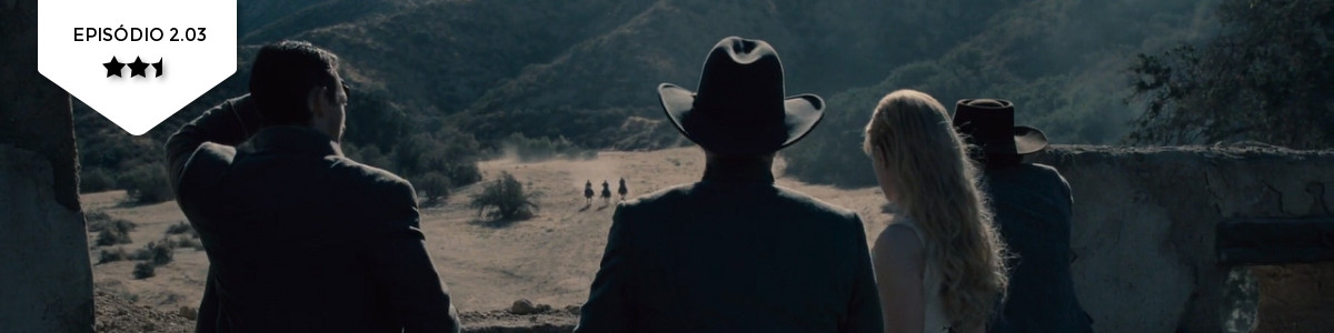 Westworld: 2×03 – Virtù e Fortuna(HBO)