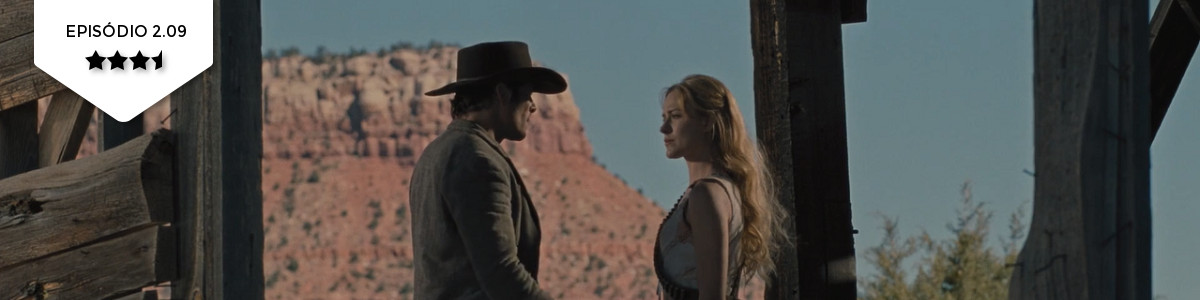 Westworld: 2×09 – Vanishing Point (HBO)