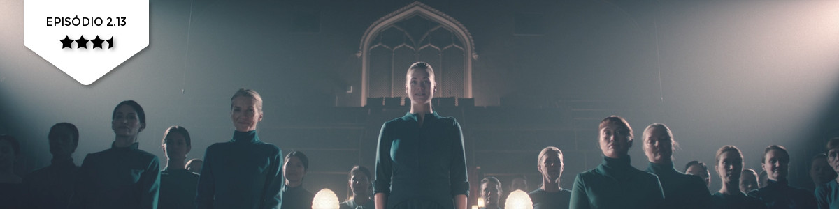 The Handmaid's Tale: 2×13 – The Word (Hulu)
