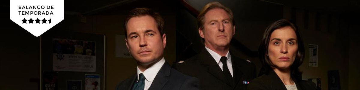 Line of Duty (T1-4): Os reis do interrogatório
