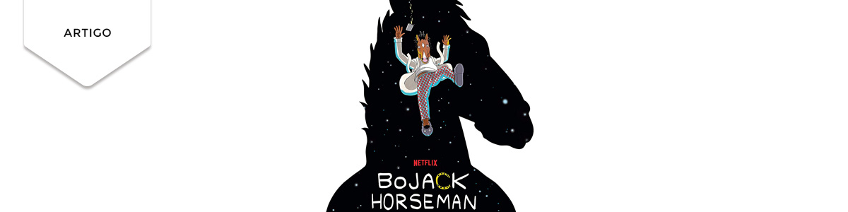 BoJack Horseman fora do seuelemento
